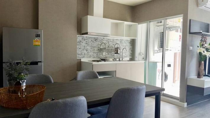 New Condo for rent near Central Festival. D condo ping by Sansiri PLC.