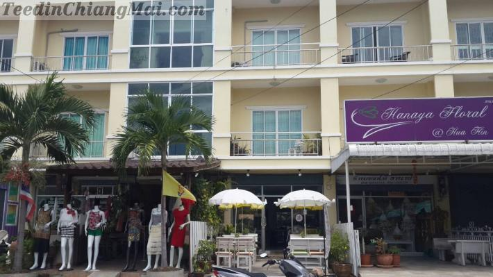 Leasing or selling Restaurant with all equipment at Hua Hin