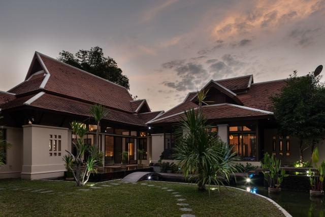 Private executive luxury villa in Chiang Mai for sale